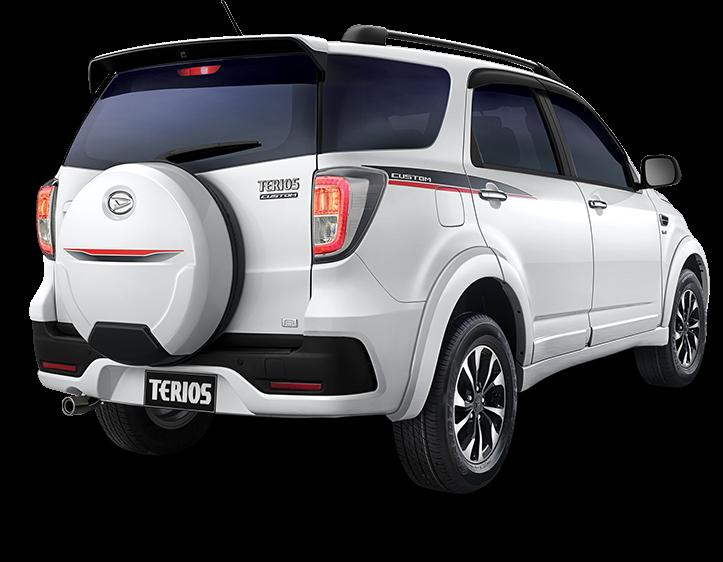 Mobil SUV Terbaik > http//daihatsu.co.id/product/terios