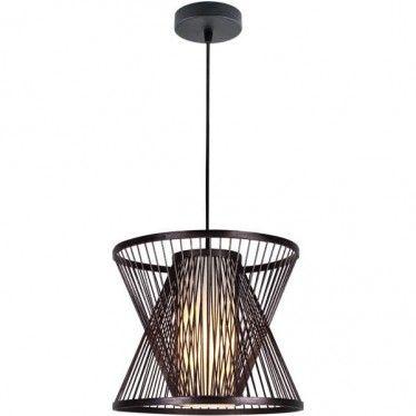 L2 1610 vandm zen bamboo pendant light range 0814 italux
