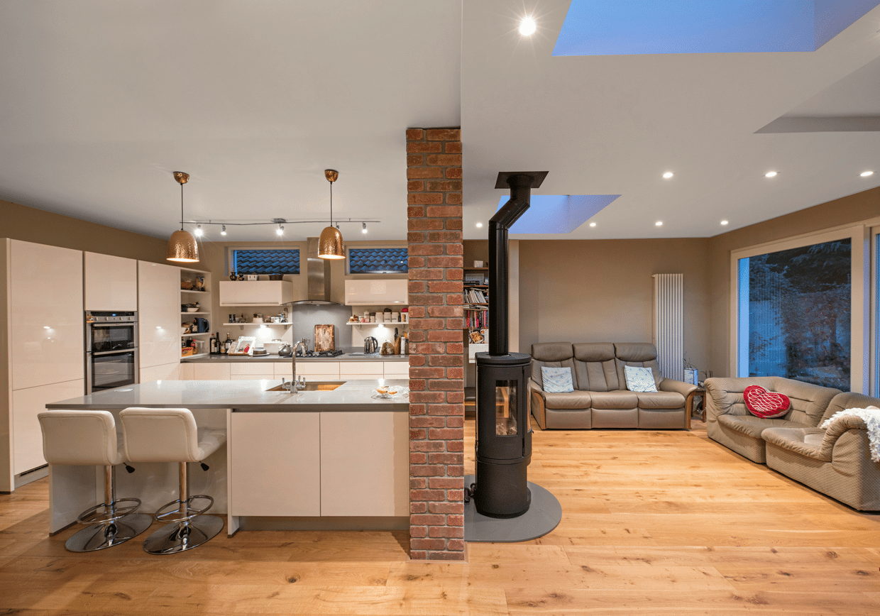 Shomera Are The Number 1 Provider Of House Extensions In Ireland Having Open Plan Kitchen Living Room Open Plan Kitchen Dining Living Open Plan Kitchen Diner