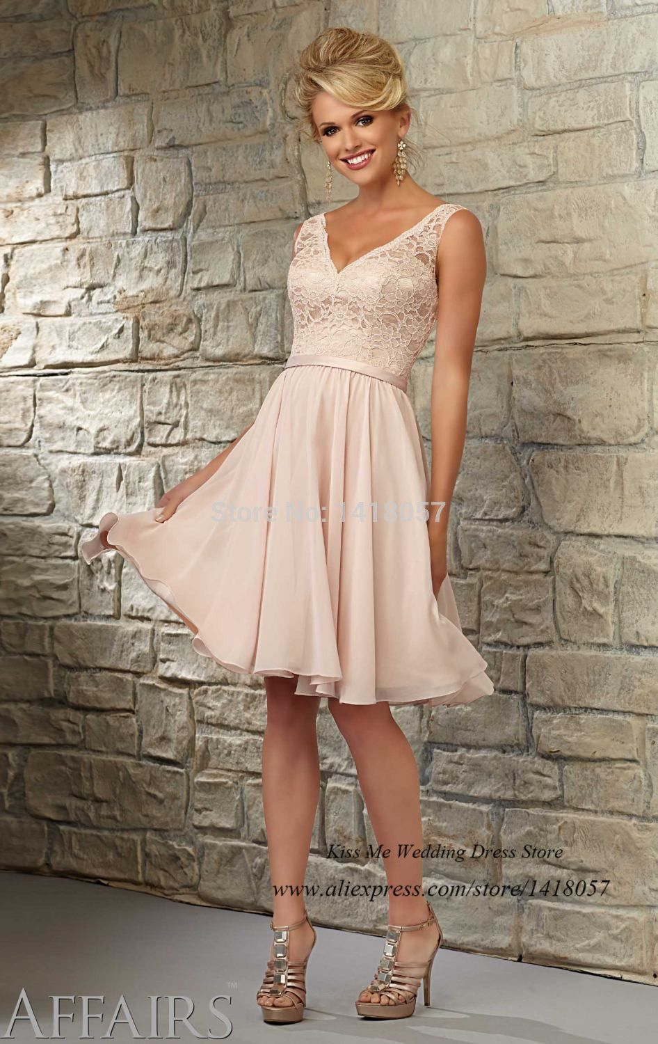 Pink dress in store  Pink Wedding Guest Dresses  Womenus Dresses for Weddings Check more
