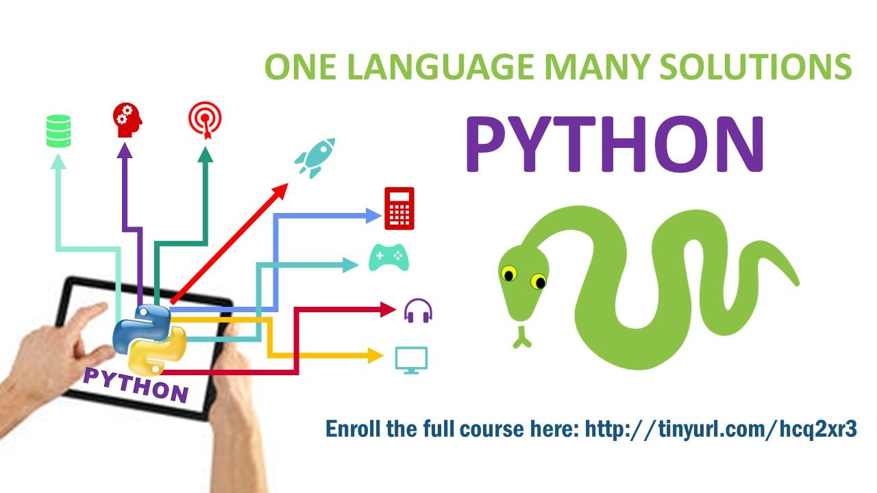 One language many solutions python its used to develop one language many solutions python its used to develop different web fandeluxe Choice Image