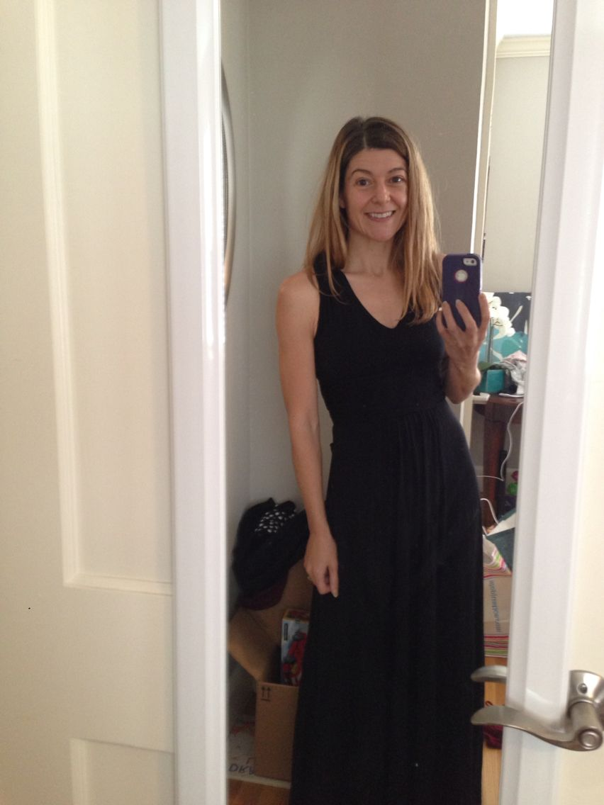 84012e9e1fef Dear Stitch Fix stylist, this is me in the Capuchina maxi dress from  #Anthropologie (XXS Petite). I like it because it's easy to wear, and has a  well ...