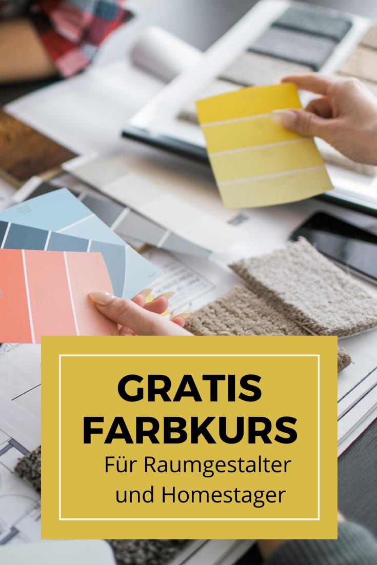 Neue Farbideen für deine Wohnräume lernst du hier....