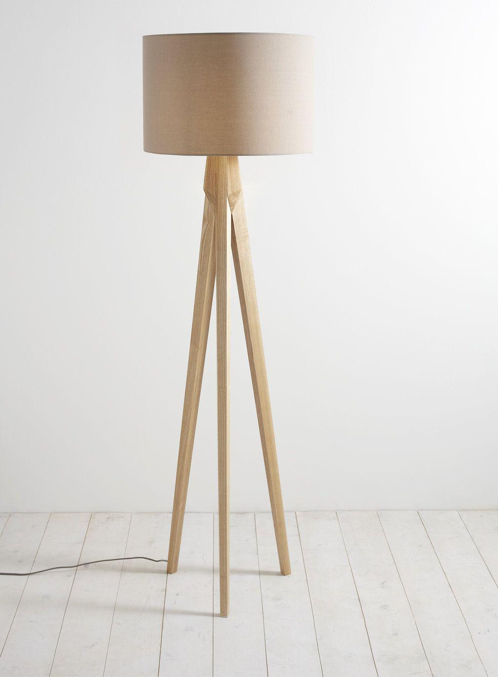 Photo 2 Of Zach Tripod Floor Lamp Floor Standing Lamps
