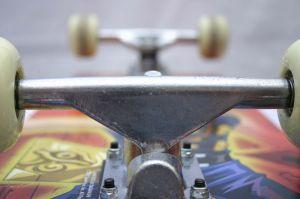 How To Put Together A Skateboard Skateboard Parts Skateboard Cool Skateboards