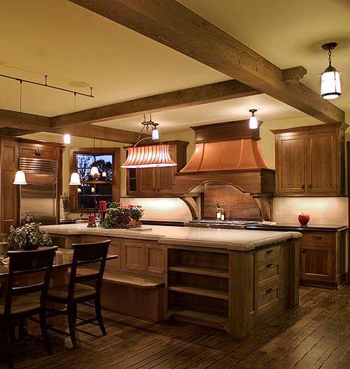 Plan 48RK Knockout Master Suite Craftsman House Plans Impressive Kitchen Remodel Gallery Plans