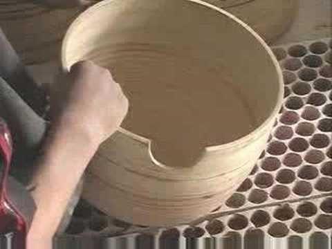 Making Bamboo Bowls bamboo Pinterest Bambú und Arte
