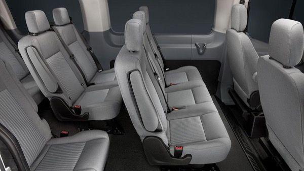Ford Transit 12 Passenger Van 7 Dengan Gambar