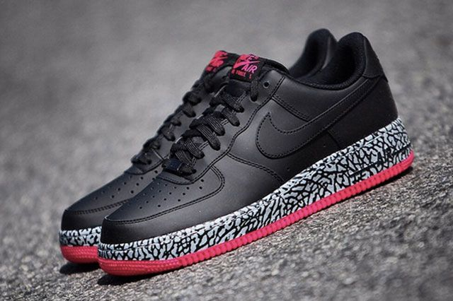 check out 93bab 7d639 NIKE AIR FORCE 1 (HYPER PINK CEMENT)