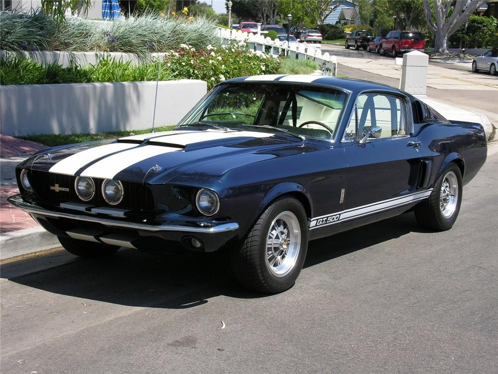 37++ Ford mustang 67 shelby ideas
