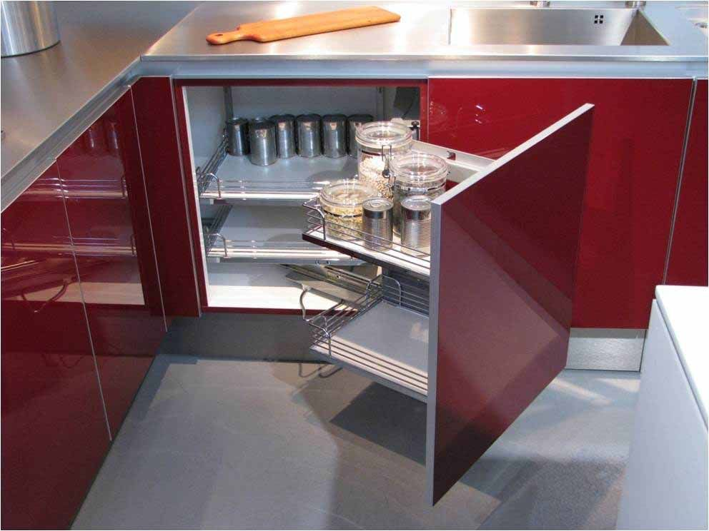 Poggenpohl Kitchen Cabinets | The Magic Corner By Poggenpohl Provides A  Great Solution For .