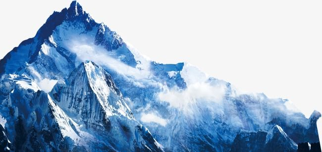 Mountain Peak Snow Mountain Png And Clipart Mountains Background Mountain Clipart