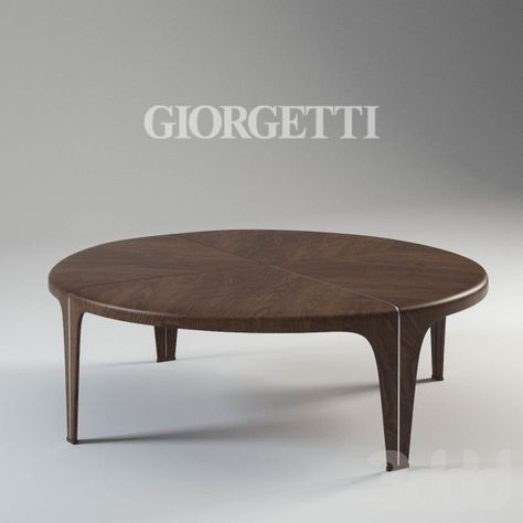 Round 茶几 in 2019 Coffee table plans, Table