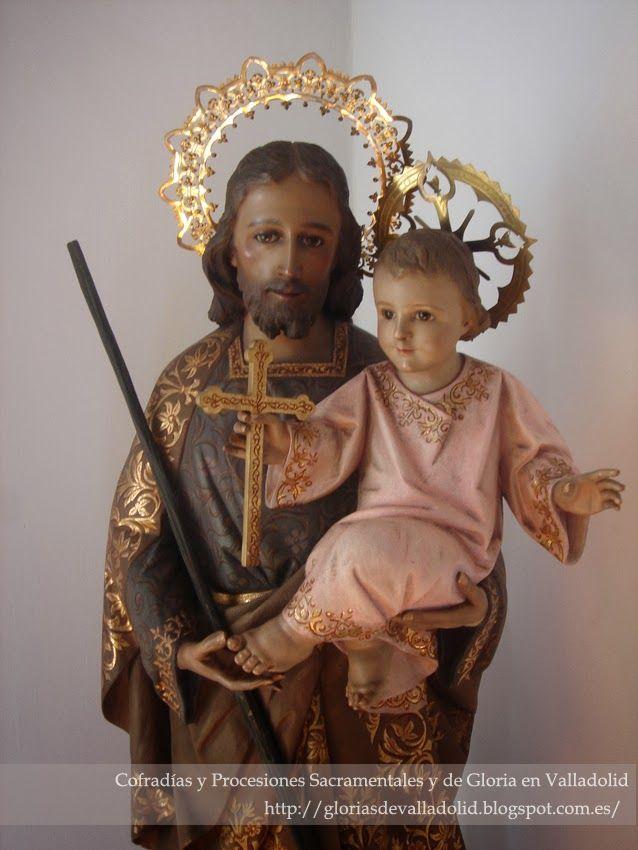 Cofrad as sacramentales de gloria y devocionales en valladolid p a uni n de san jos de la - Divinos pucheros maria jose ...