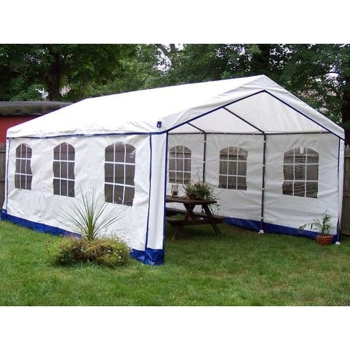 Rhino 14 X 20 X 9 Party Tent Party Tent Outdoor Tent Party Event Tent