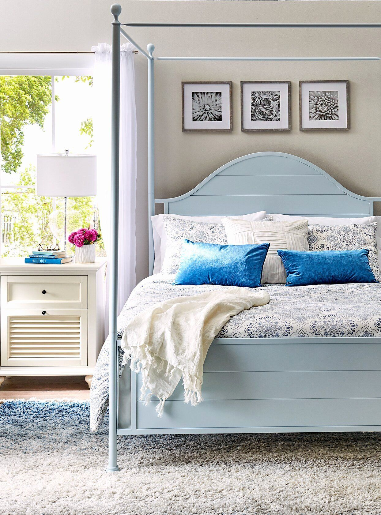 Pin On Bedroom Blue Ideas