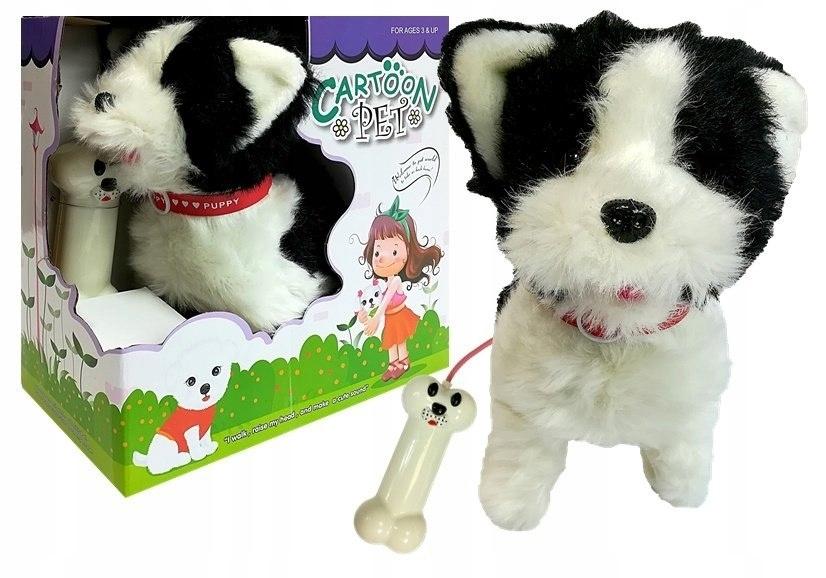 Interaktywny Piesek Na Smyczy Szczeniaczek Zabawka Teddy Bear Teddy Toys