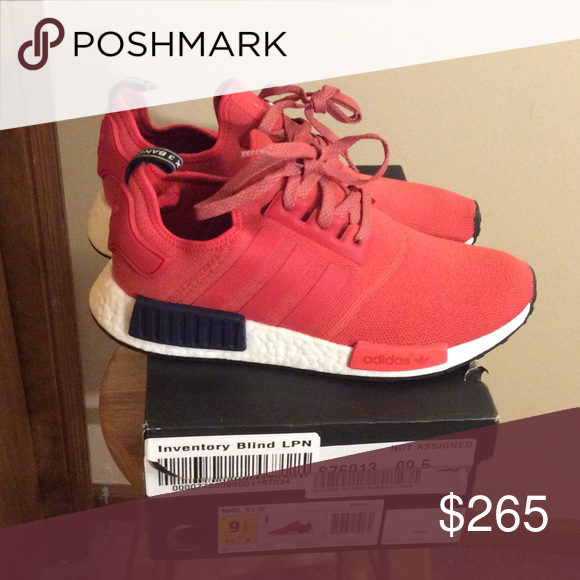 43b026643ddcf BNIB Adidas NMD R1 W Sz 9.5 or Men s 8.5 DS pair of unisex NMD. If ...