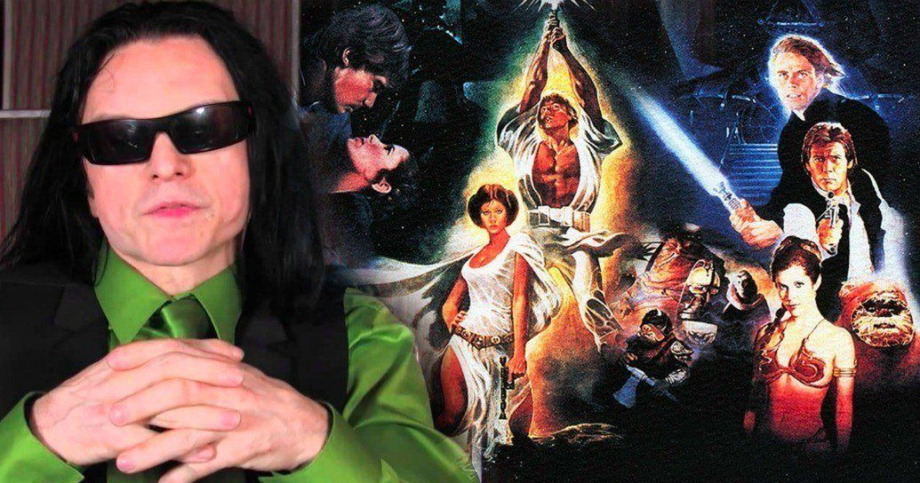 nice The Room's Tommy Wiseau Wants to Make a Star Wars