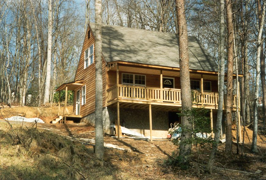 Rustic Modular Home Cabin By Nationwide Homes Highland