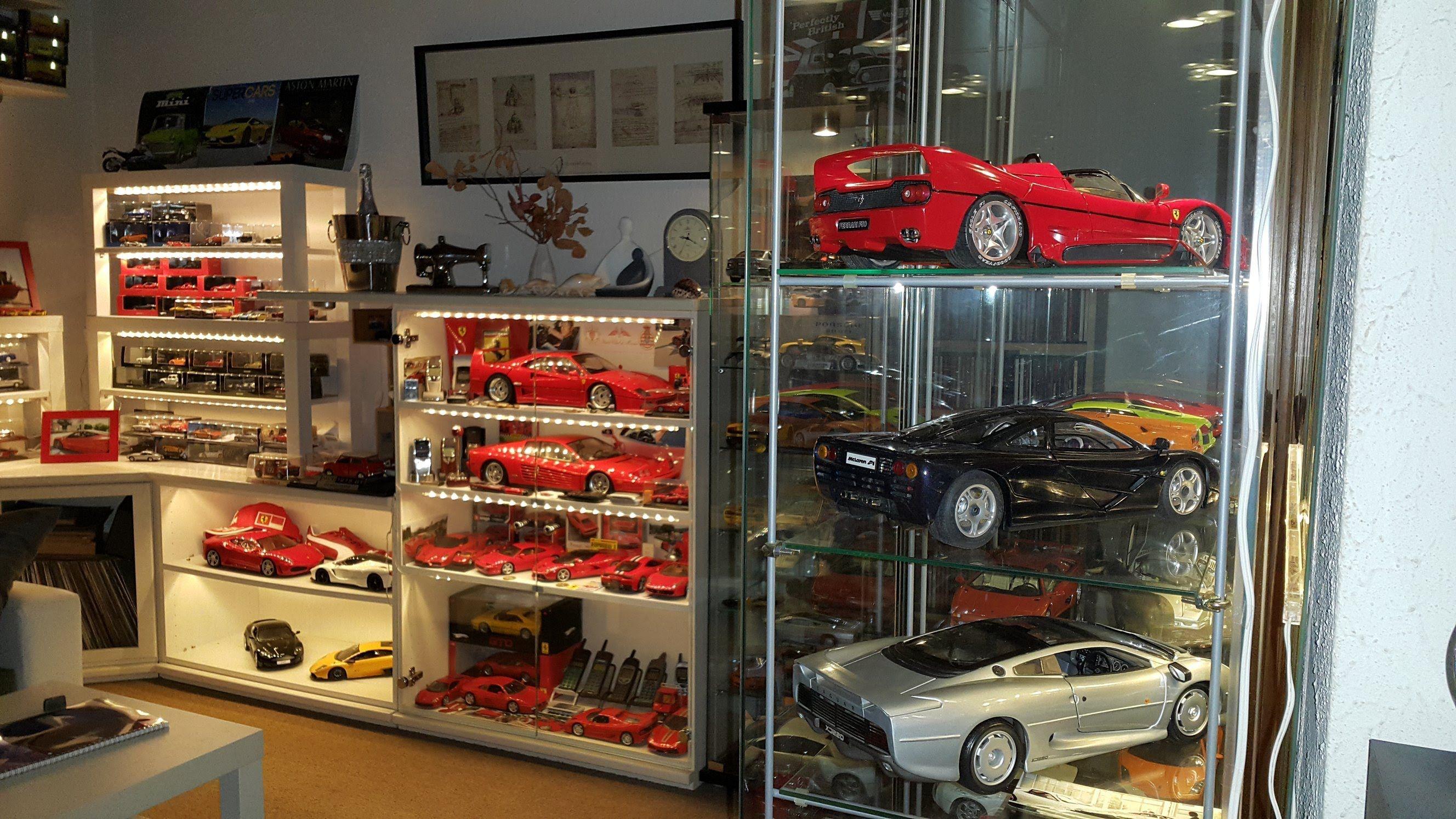 model car collectors near me