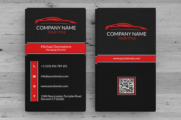 Automotive business card business cards business and company logo automotive business card accmission Image collections
