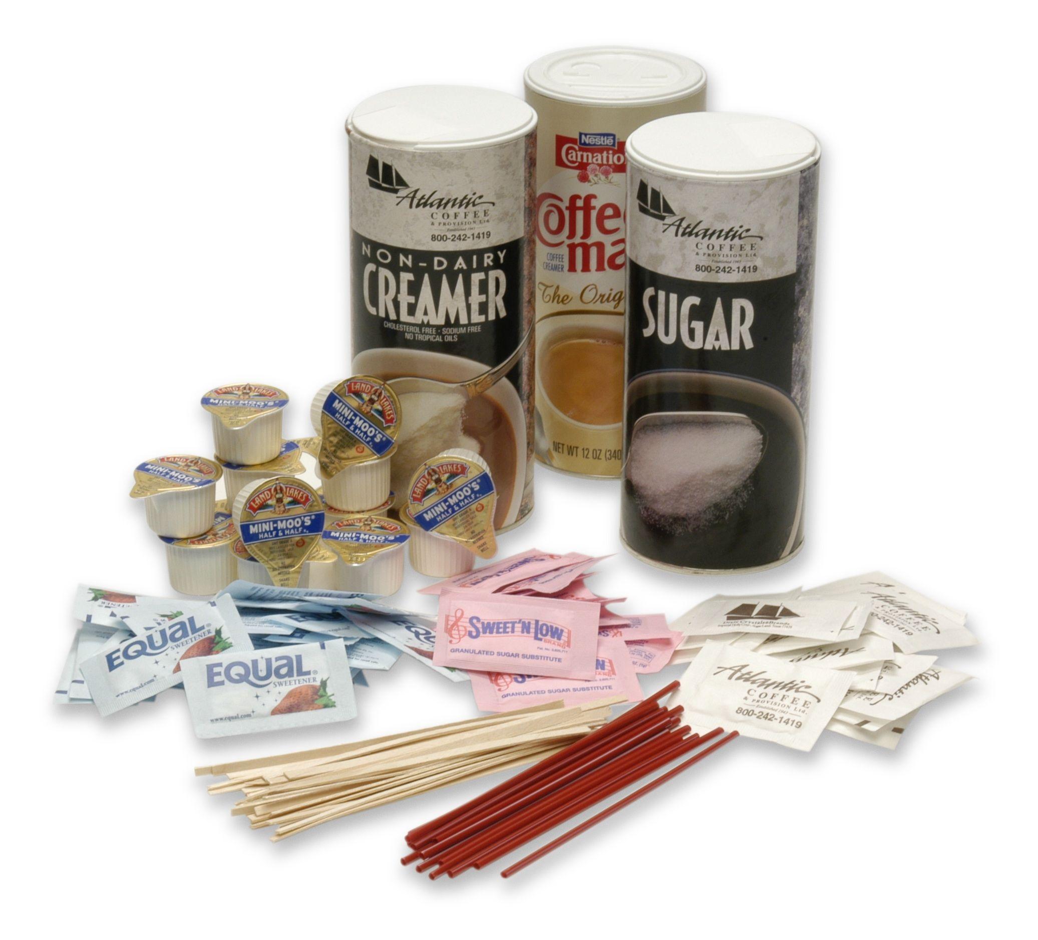 coffee creamer packets Cream & Sugar Creamer packets