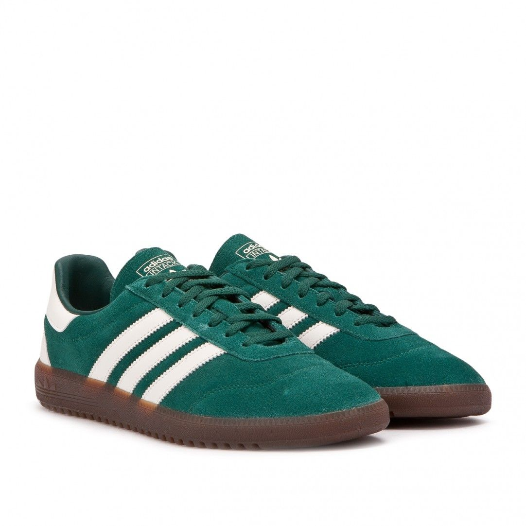 best website d0cda a0b62 adidas Spezial Intack SPZL (Green  White)