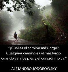 Camino...