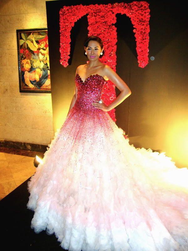 Michael Cinco - Google Search | Beauty | Ombre wedding ...
