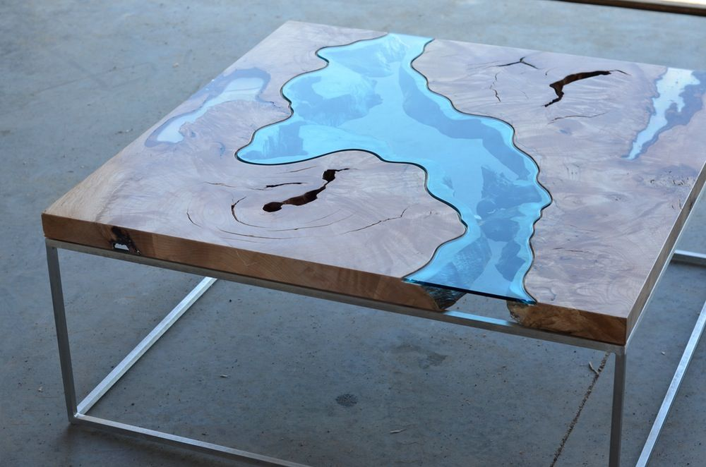 Image of spalted maple river coffee table | Table | Pinterest ...
