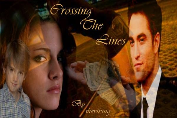 """Crossing the Lines """"NEW"""" 