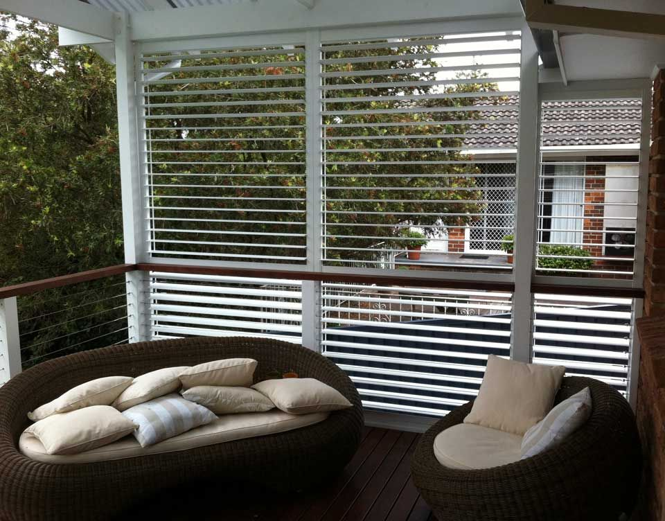 Buy High Quality Outdoor Aluminum Plantation Shutters In Sydney From Inwood  Blinds And Shutters. Guaranteed