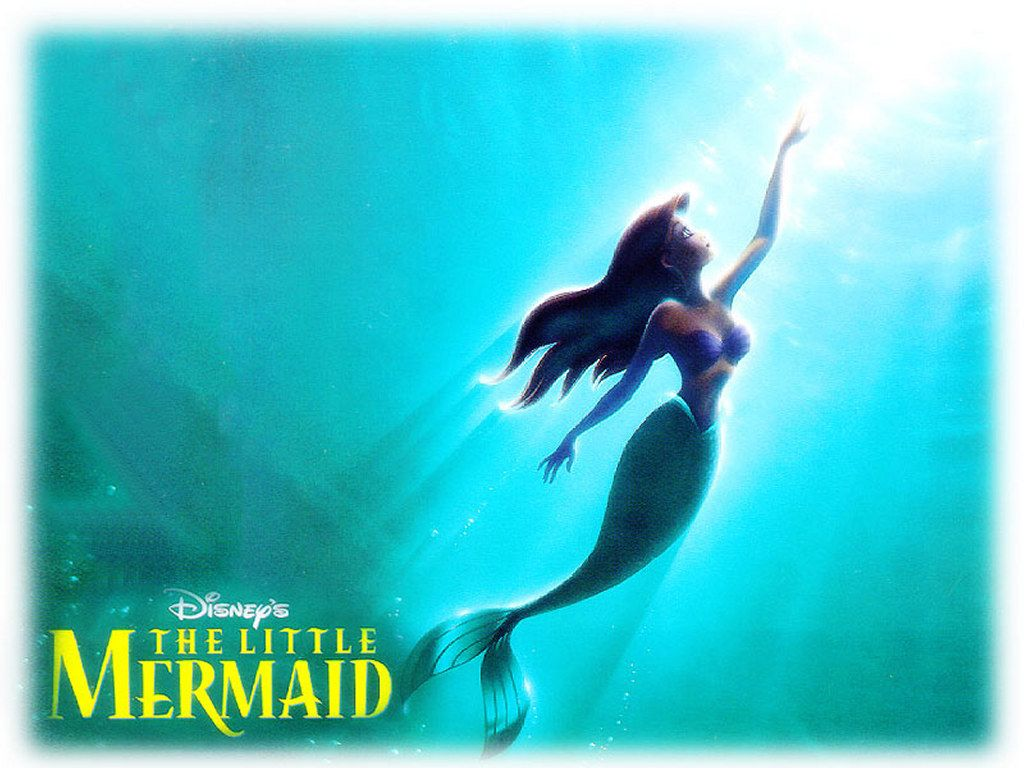 ariel the little mermaid | the little mermaid wallpaper , cartoons