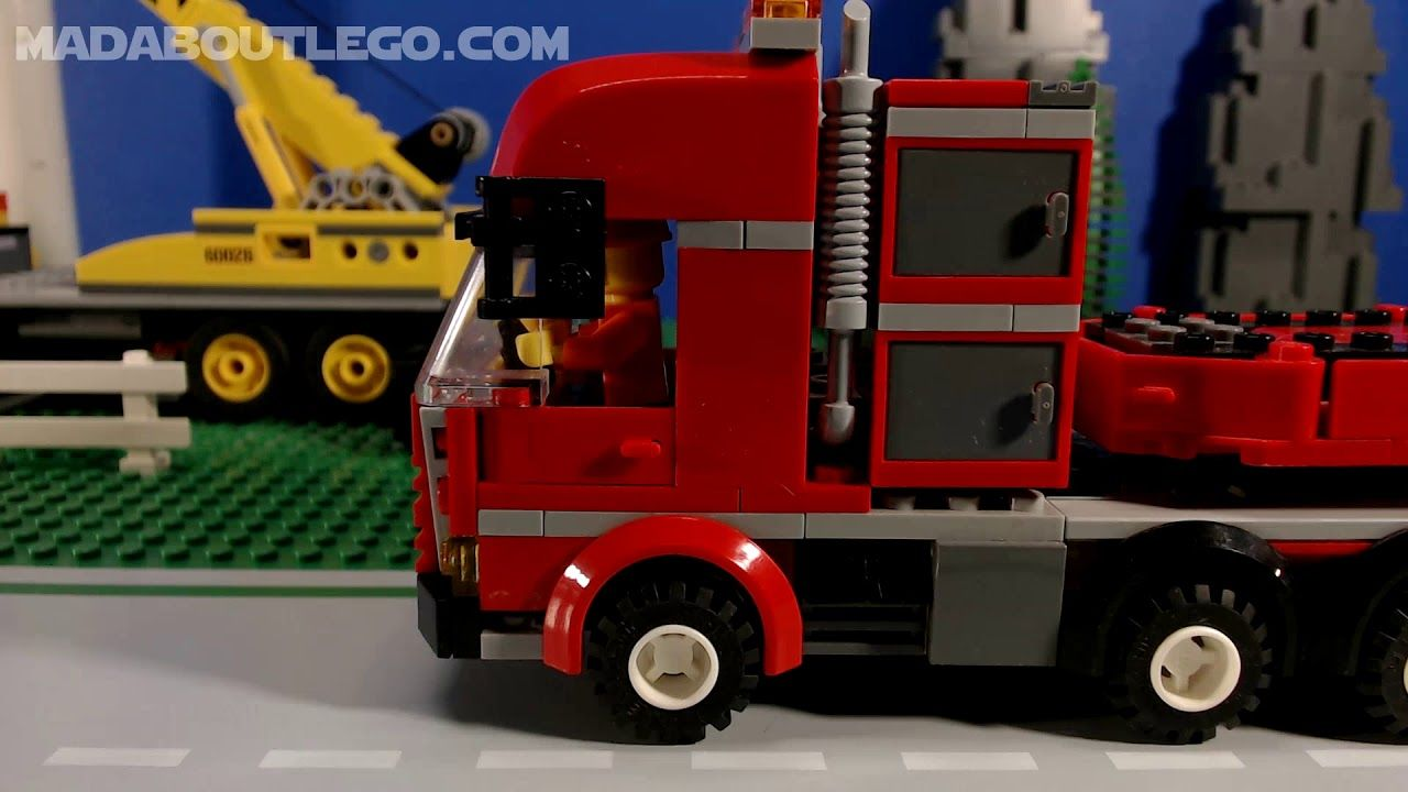 Lego City Wind Turbine Transport 7747 Lego City Sets Lego City City Sky