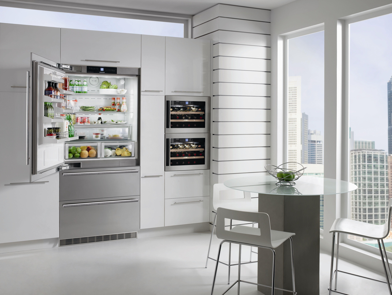 36 Fully Integrated Seamless Liebherr Hc 2061 Outdoor Kitchen Appliances Luxury Kitchens Outdoor Kitchen Design