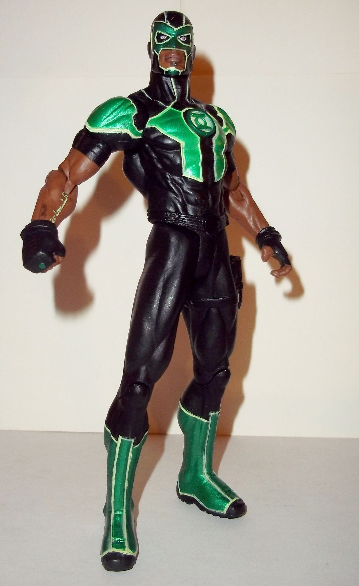 DC Comics The New 52 Green Lantern Simon Baz Action Figure