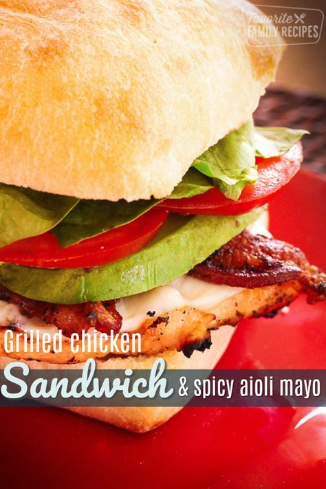 Best Fast Food Chicken Sandwich 2019 I love a good Grilled Chicken Sandwich, especially with some
