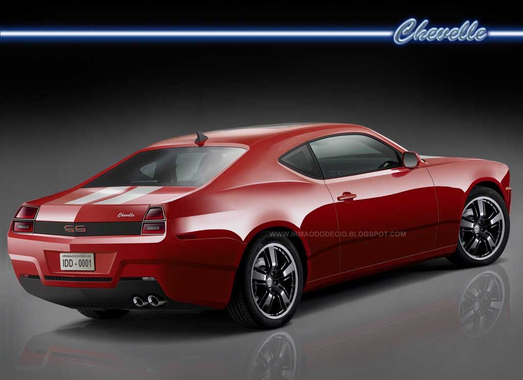 Concept chevelle ss