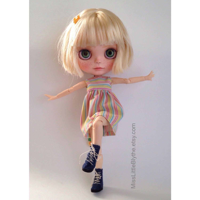 OOAK Custom Blythe Doll fake - Miriam di MissLittleBlythe su Etsy