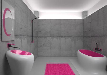 Kawa Sexy Bathroom Furniture By Karim Rashid My Home