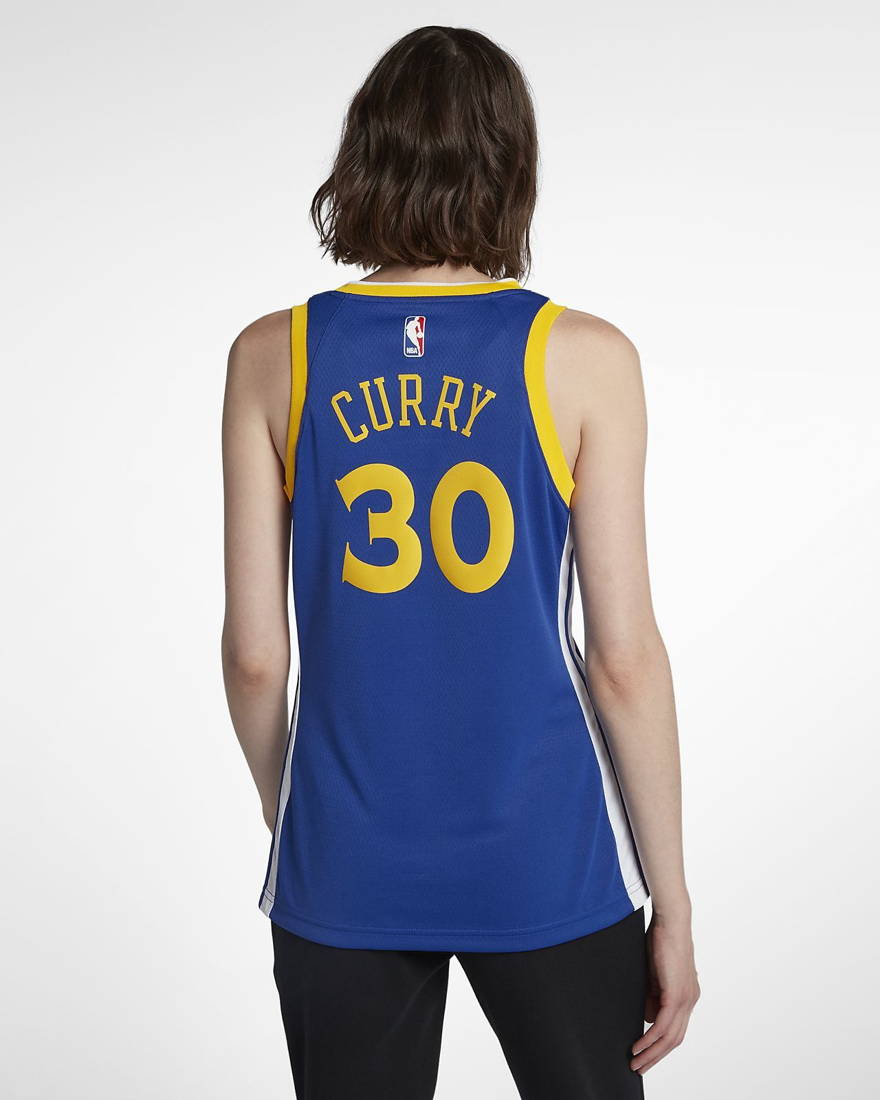 Nike Stephen Curry Icon Edition Swingman Jersey (Golden State Warriors)  Women s Nba Connected - S (4–6) 1dd42102a0