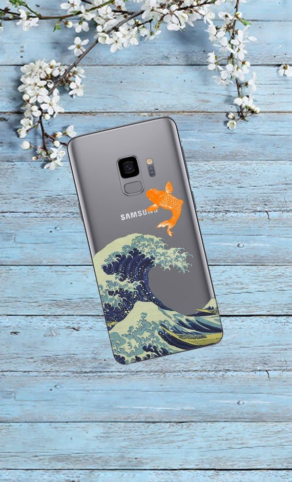 Great Wave off Kanagawa case for Samsung A51 case A21s | Etsy
