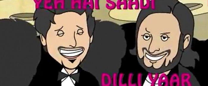 Saddi Dilli Lyrics And Video Dilliwaali Zaalim Girlfriend With