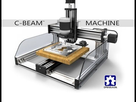 Openbuilds C Beam Machine Diy Cnc Beams Cnc Machine