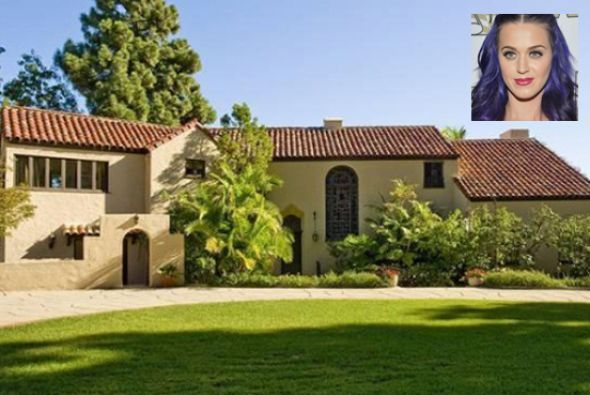 Katy Perry S Home Celebrity Houses American Mansions
