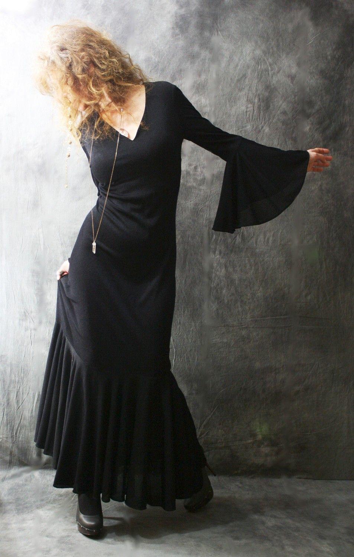 Long Cool Woman In A Black Dress Womens Black Dress Black Dress Fashion [ 1500 x 953 Pixel ]