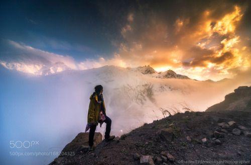 Wonderland by Erdenebulgan  climb climber mountaineer Nature Landscape Travel Canon Sunset Mountain Mountains Beautiful Tour Tri