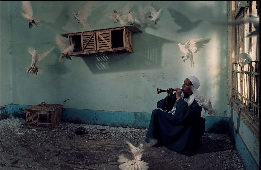 Philip-Lorca diCorcia, Egypt