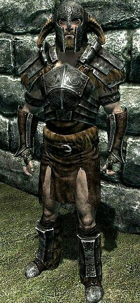 Ancient Nord Armor Base Armor 60 Set Weight 41 Set Base Value